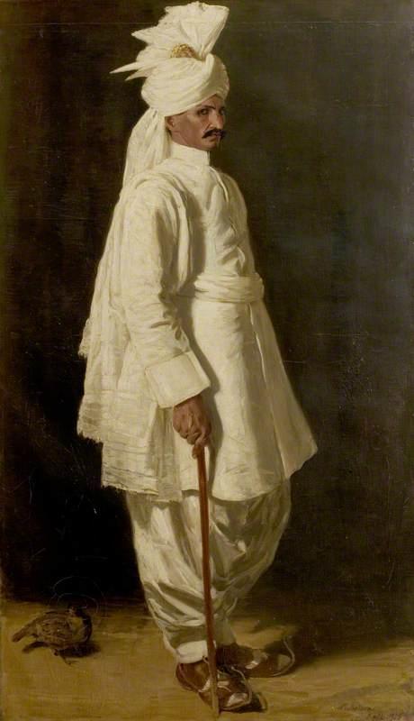 The Viceroy's Orderly (Ruftadur Valayar Shah)