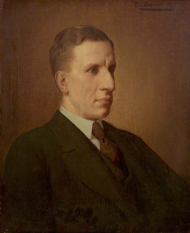 Clement Fothergill Pitman (d.1973), Art Director and Curator of Nottingham Castle Museum (1930–1959)