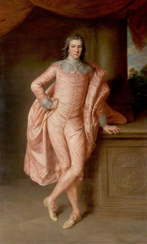 Henry Fiennes Pelham Clinton (1750–1778), Earl of Lincoln