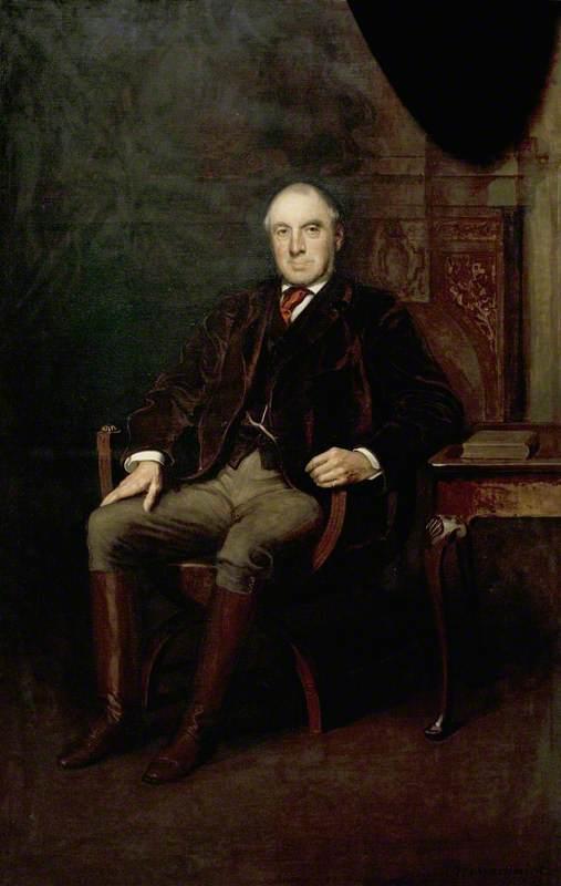 Sydney Pierrepont (1826–1900), 3rd Earl Manvers