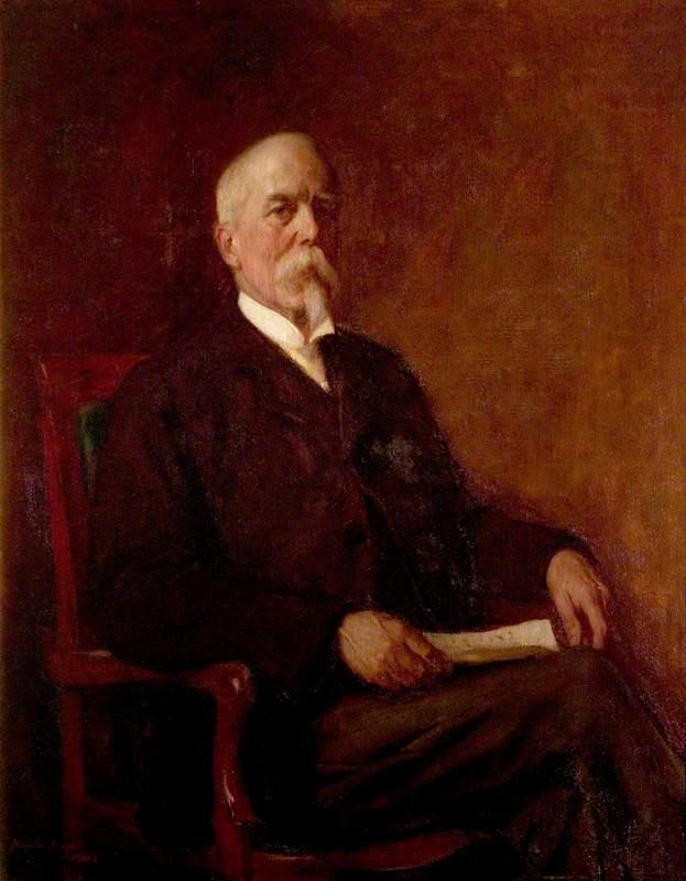 Thomas Earp (1830–1910), Mayor of Newark