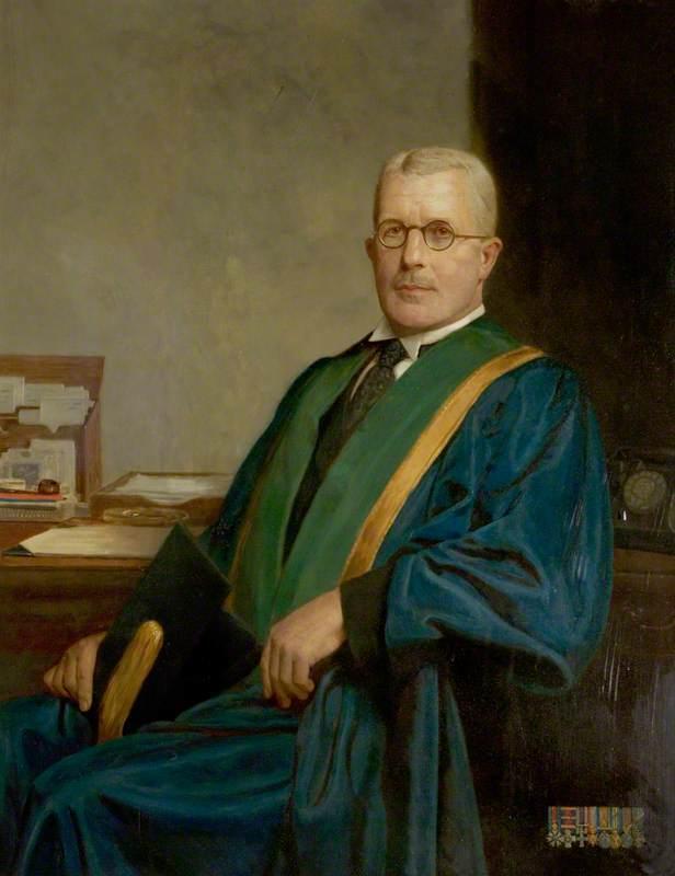 Hugh Stewart (1884–1934), Principal of University College Nottingham (1929–1934)