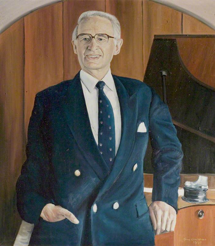 D. E. Varley, Warden of Rutland Hall (1967–1989)