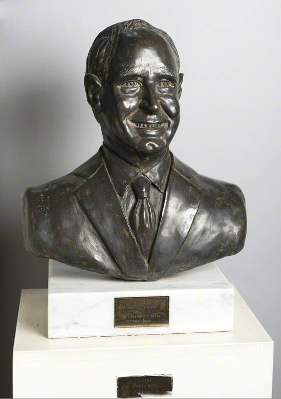 Professor C. G. Chesters (1904–1993), Professor of Botany and Head of Department of Botany (1944–1969)