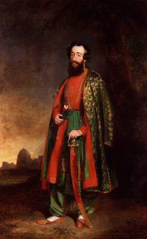 Sir Herbert Benjamin Edwardes