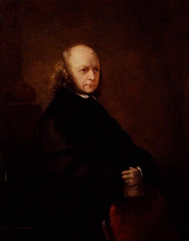Richard Henry (or Hengist) Horne