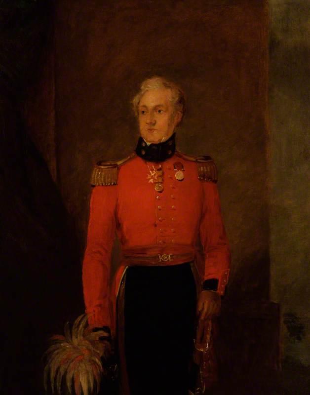 Sir Charles Rowan