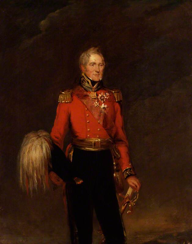 Sir John Ormsby Vandeleur