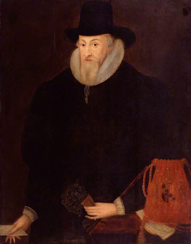 Thomas Egerton, 1st Viscount Brackley