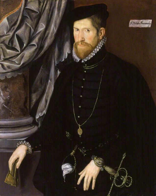 Sir Nicholas Throckmorton
