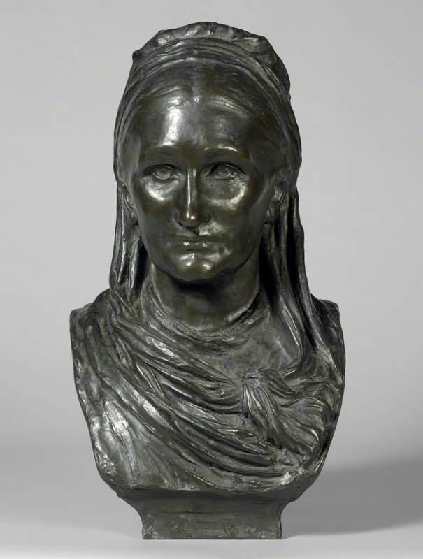 Mary Thornycroft, née Francis (1809–1895)