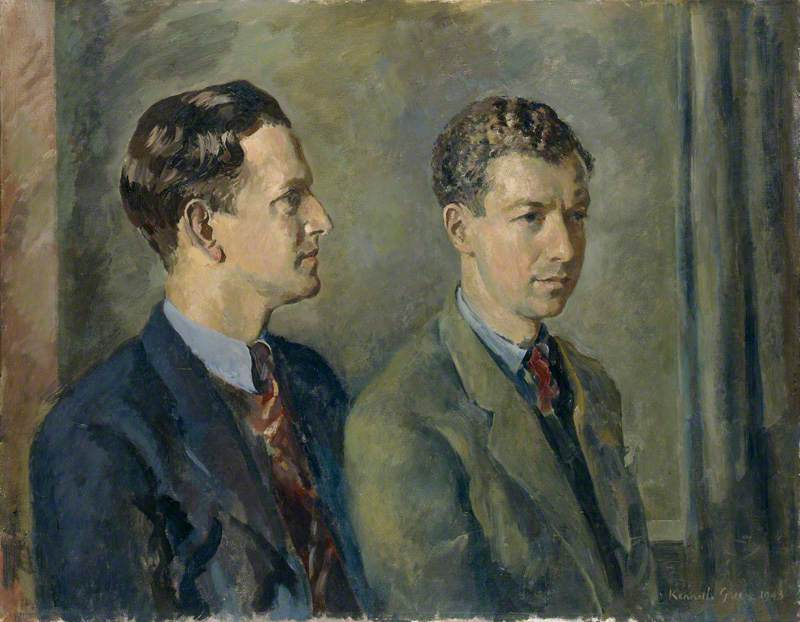 Peter Pears; Benjamin Britten