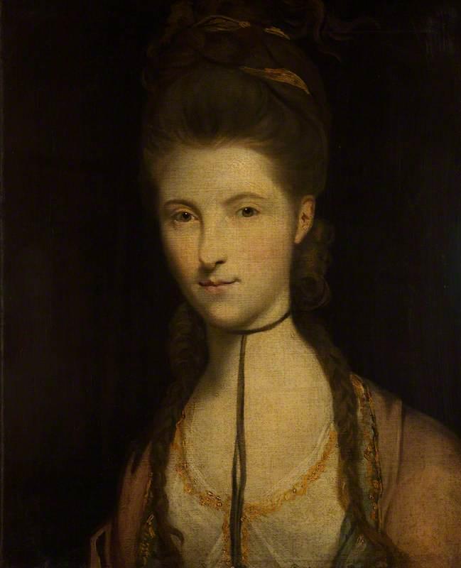 Anne Seymour Damer, née Conway