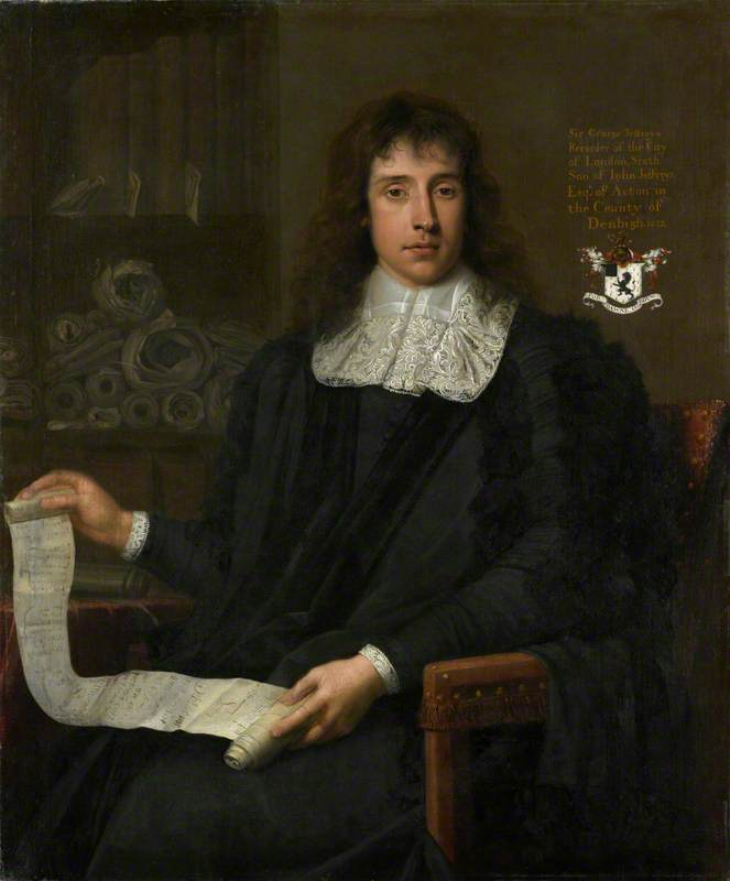 George Jeffreys, 1st Baron Jeffreys of Wem
