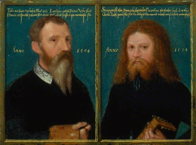 Gerlach Flicke; Henry Strangwish (or Strangways)