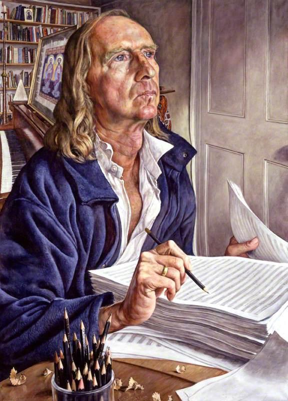 Sir John Kenneth Tavener