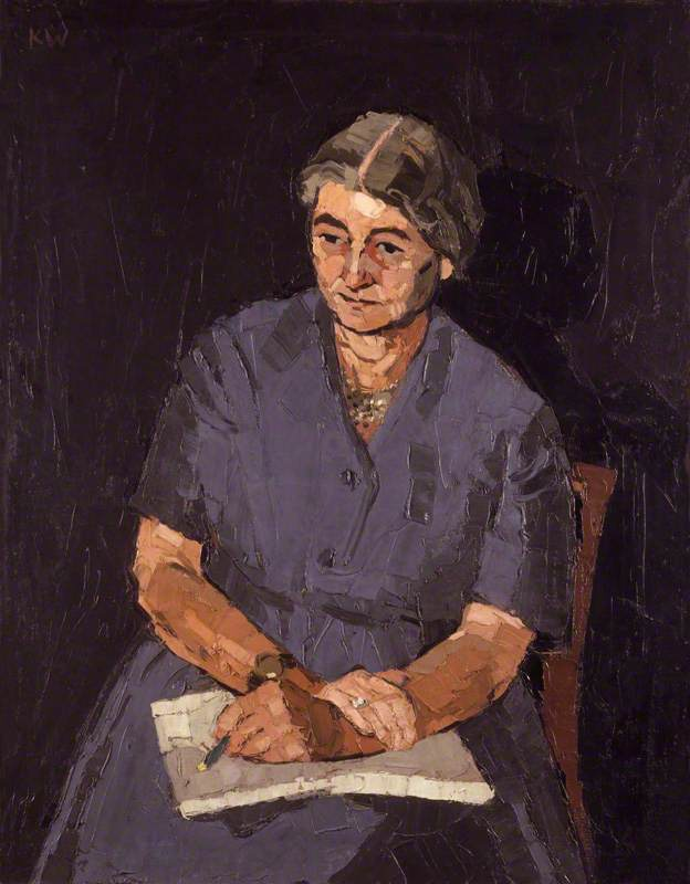 Dame Eileen Louise Younghusband