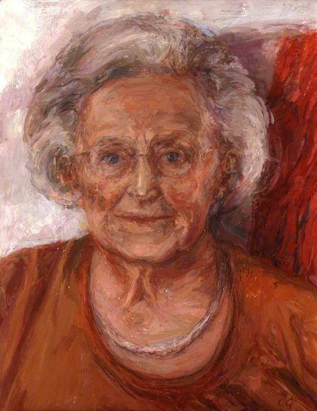 Dame Cicely Mary Strode Saunders