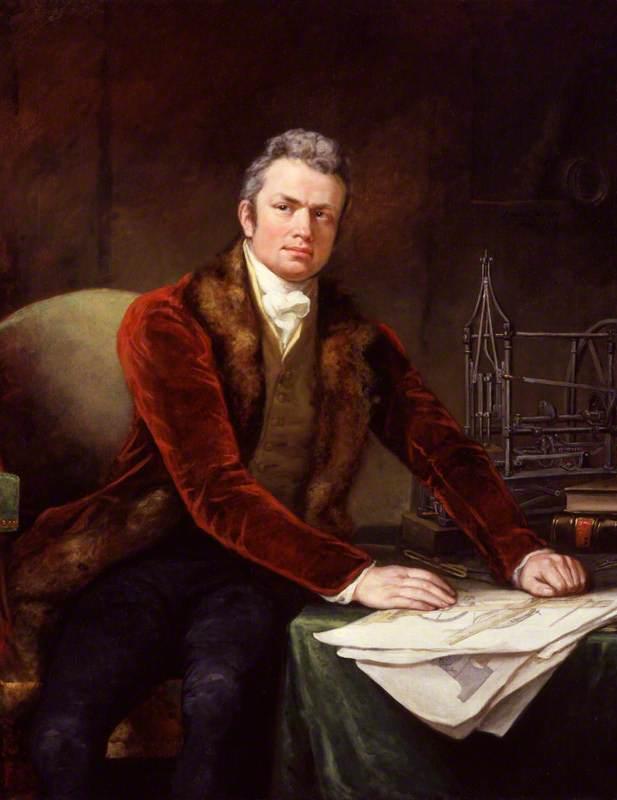 Sir Marc Isambard Brunel