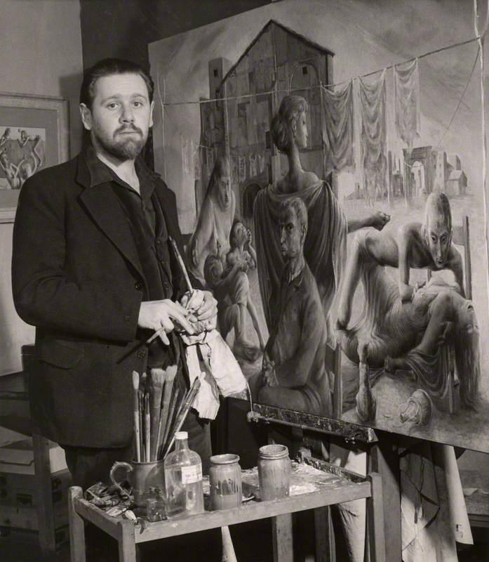 Michael Ayrton (1921–1975)