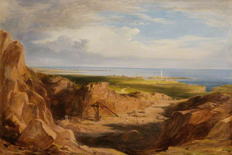Stirling Hill Quarry, near Peterhead