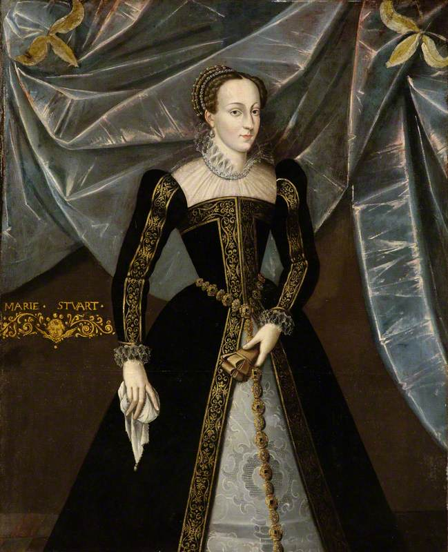 Mary, Queen of Scots (1542–1587)