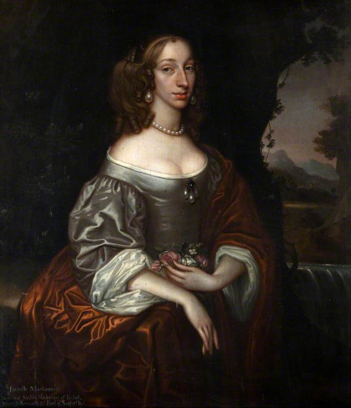 Isabella, Wife of Kenneth Mackenzie, 3rd Earl of Seaforth