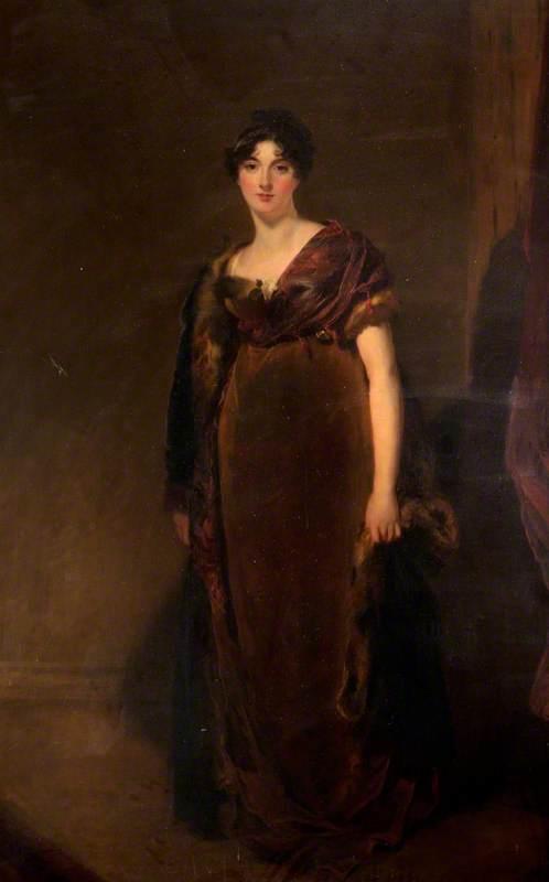 Mary Elizabeth Frederica Stewart-Mackenzie (1783–1862), Lady Hood