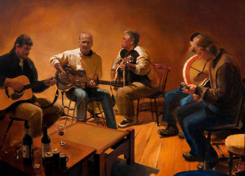 Late Night Session – Ceilidh Oidhche