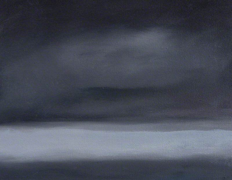 The Search: Variations, Summer Sky, II (o/c 1159)