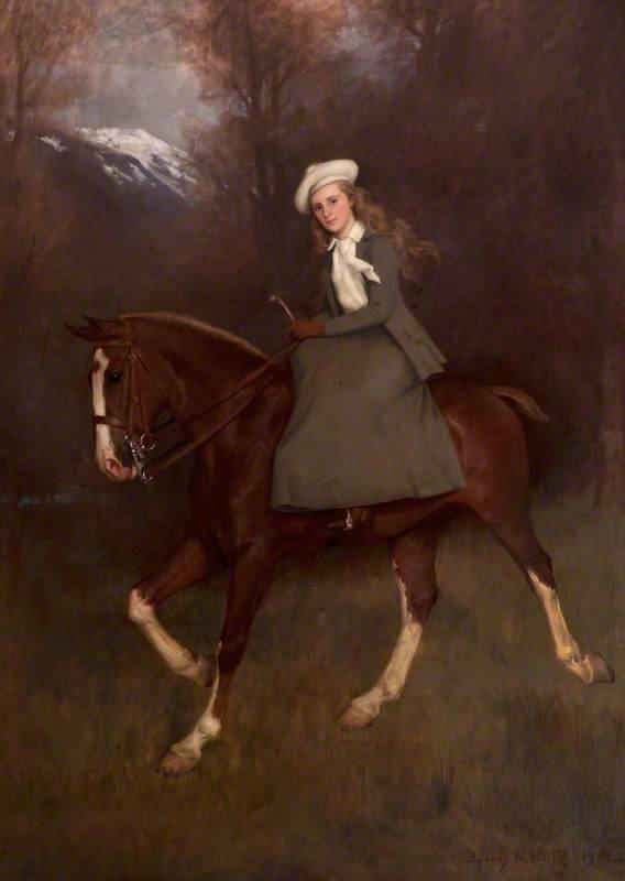 Gladys Bullough (1888–1975)