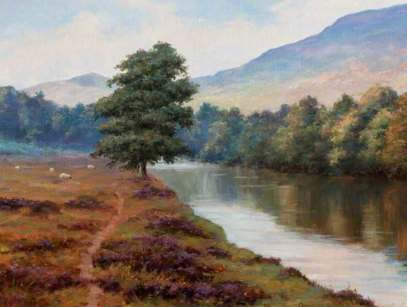 Heather and Hills (Glen Farrar)