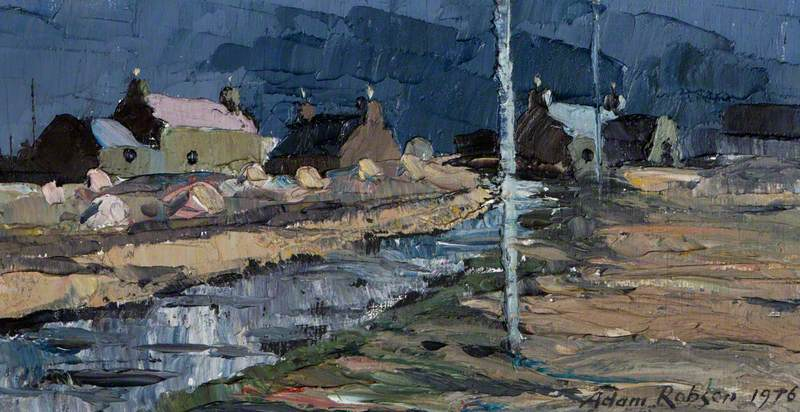 A Shetland Township