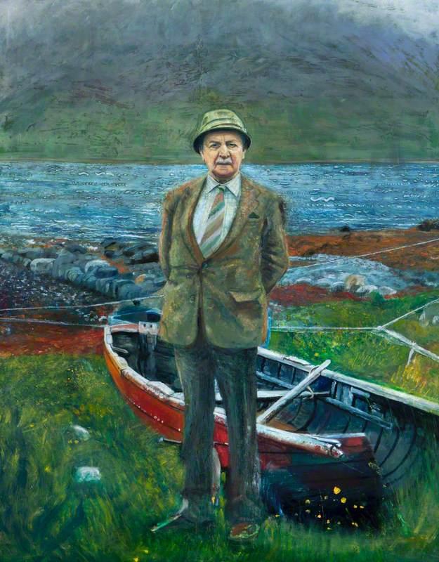 Somhairle MacGill-Eain (1911–1996) (Sorley Maclean)