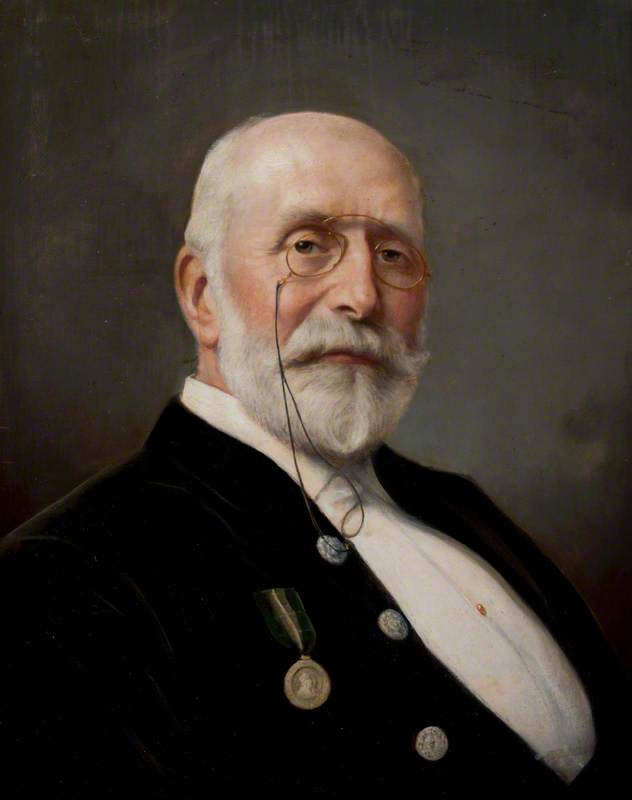 James Maitland (1845–1929), Provost of Tain (1910–1921)