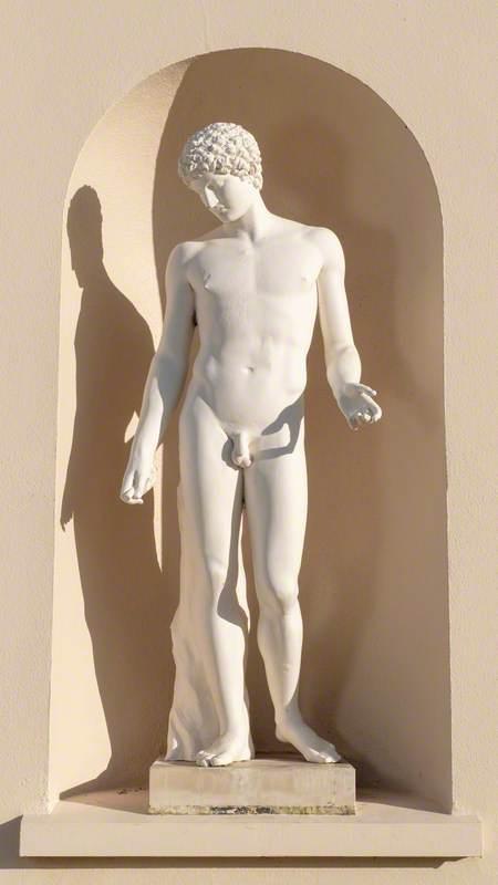 The Capitoline Antinous