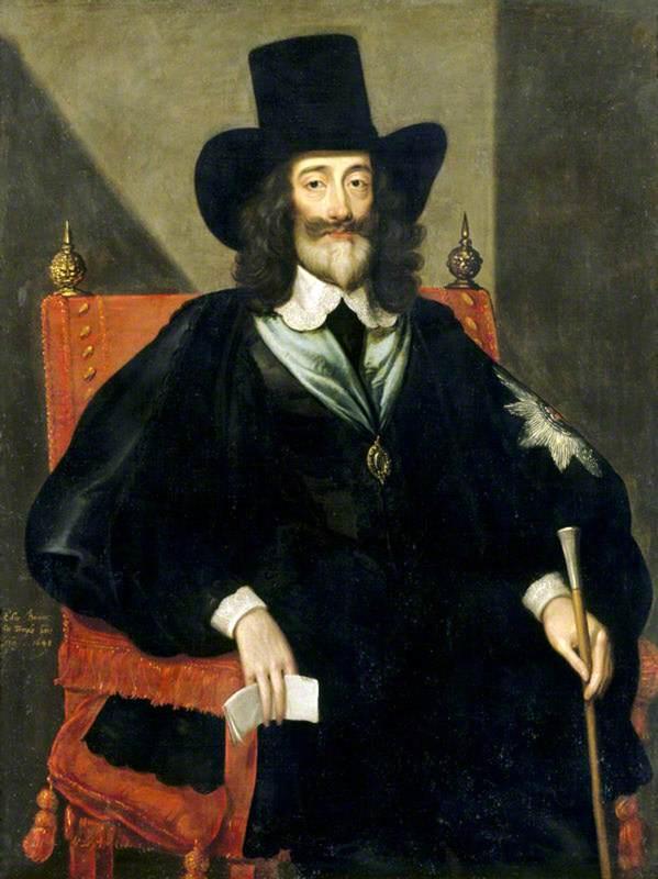 Charles I (1600–1649), at His Trial