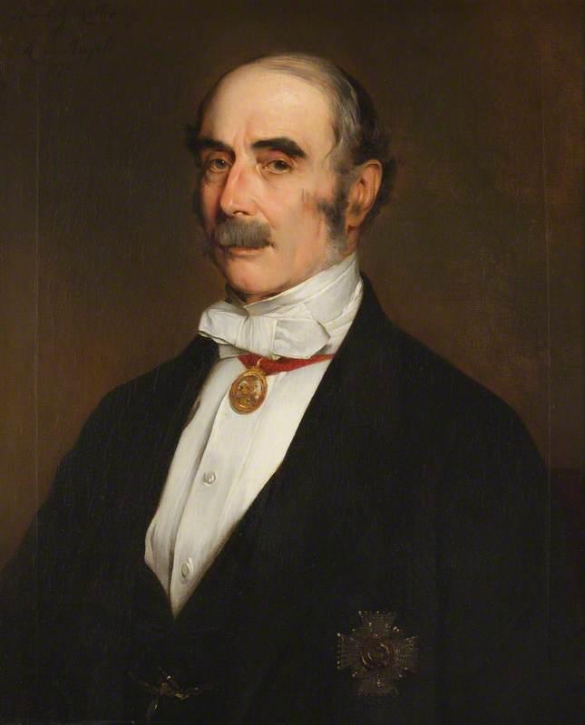 Lieutenant-General Sir Thomas Myddelton Biddulph (1809–1878), KCB