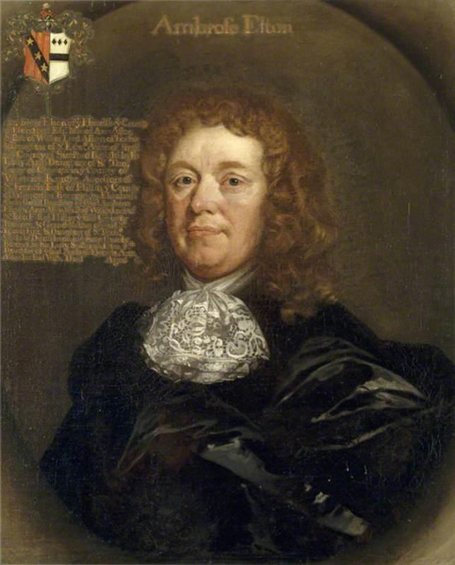 Ambrose Elton of the Hazle (1621–1691)