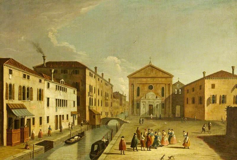 The Church of San Giuseppe, Venice