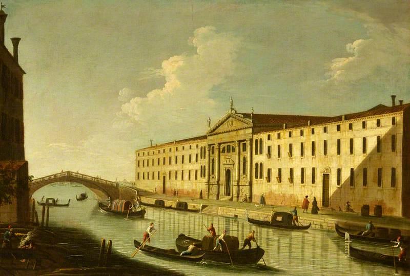 Rio dei Mendicanti, Venice