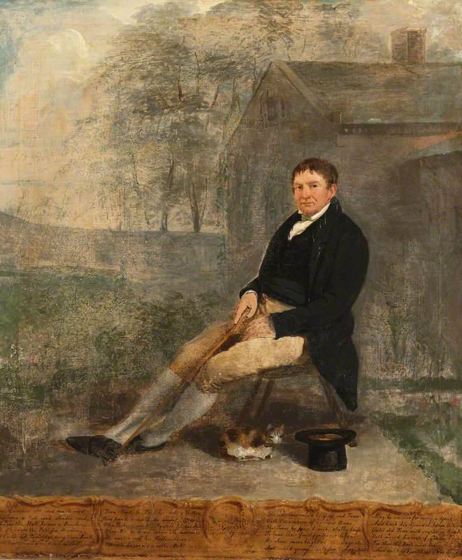 Thomas Pritchard (b.1762/1763), Gardener, Aged 67