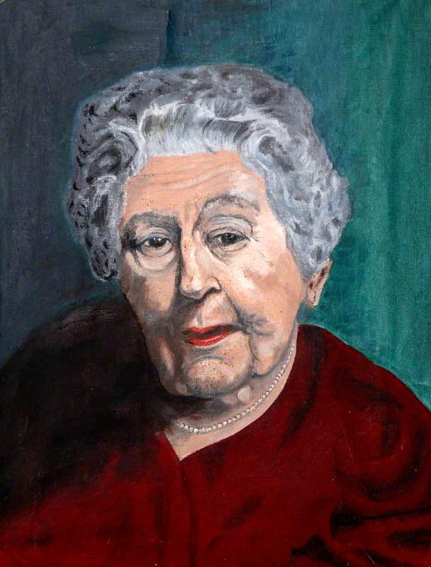 Agatha Christie (1890–1976)