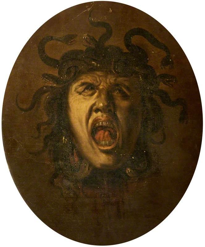 The Head of the Medusa