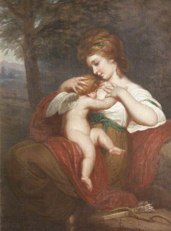 'Hope Nursing Love', Miss Morris
