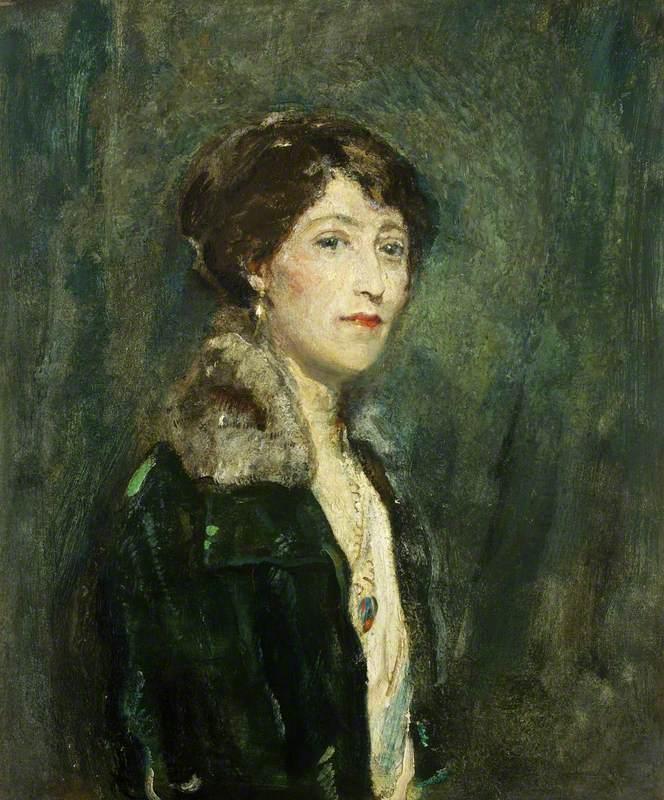 Lady Katharine Agnes Blanche Carnegie (1867–1949), Viscountess Tredegar