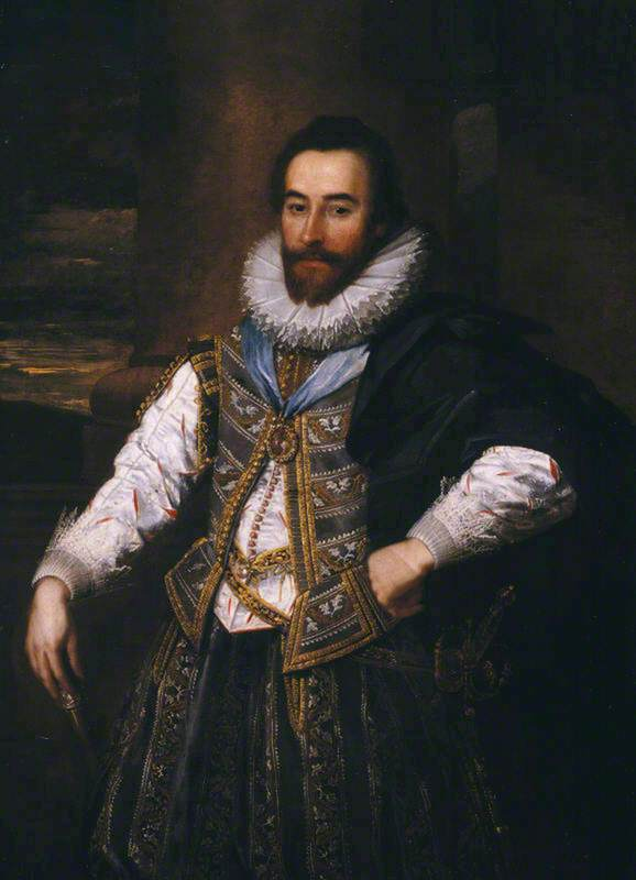 Robert Sydney (1595–1677), 2nd Earl of Leicester, KG, KB