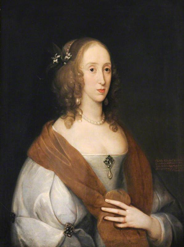 Lady Elizabeth Cavendish (1627–1663), Countess of Bridgewater