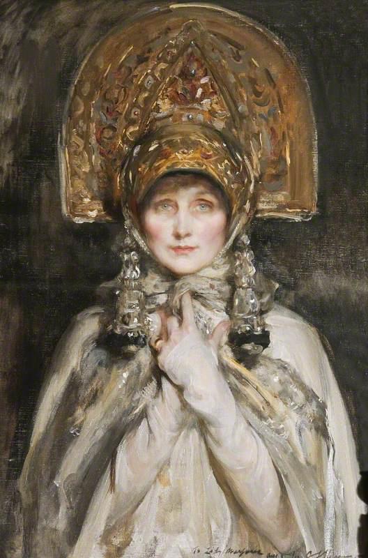 Violet Lindsay (1856–1937), Duchess of Rutland