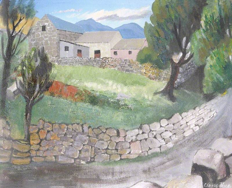 A Farm at Nefyn